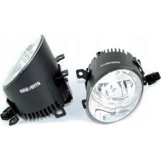 Światła Dzienne LED DRL+Halogeny VW GOLF V 5 GTI