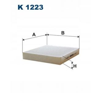 FILTR KABINOWY FILTRON K1223