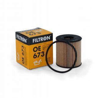 FILTR OLEJU FILTRON OE673