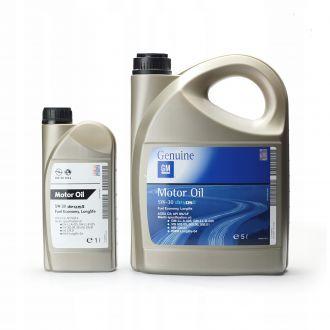 GM-OPEL 5W30 Dexos2 LPG/CNG/DPF C3 BMW LL-04, VW 505.01, MB229.51 - 6L