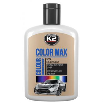 COLOR MAX 200 SREBRNY wosk koloryzujący nabłyszcza i chroni - 200ml
