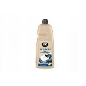 EXPRESS PLUS 1  extra wydajny szampon z woskiem Carnauba - 1L