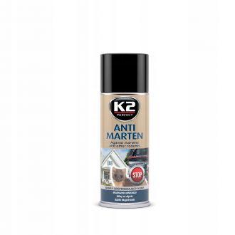 ANTI MARTEN spray do odstraszania kun, gryzoni i innych zwierząt w celu zapobiegania przegrazania kabli itd.. -