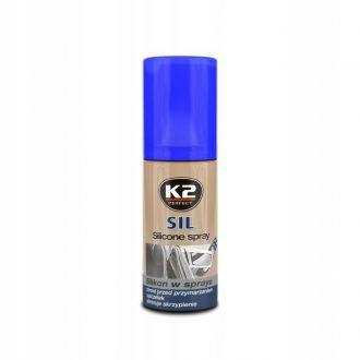 SIL 50 ML silikon do uszczelek, smaruje i konserwuje - 50ML