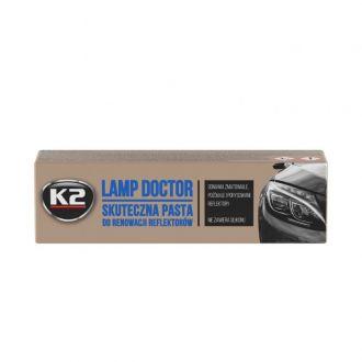 LAMP DOCTOR Pasta do maszynowej lub ręcznej renowacji reflektorów