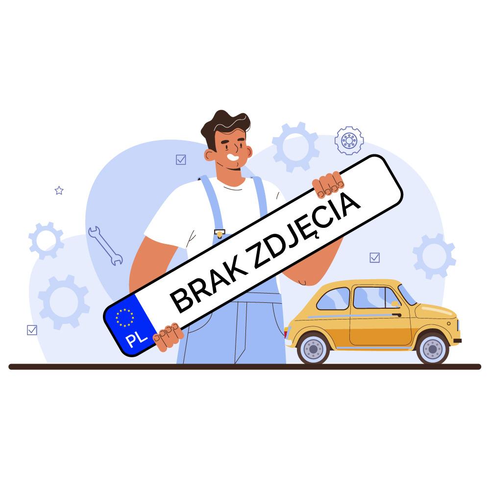 GĄBKA DWUSTRONNA  wielozadaniowa gąbka do mycia ręcznego o zróżnicowanej strukturze, strona szara:miękka do ogólnego mycia, biała: do usuwania cięższych zabrudzeń  - szt
