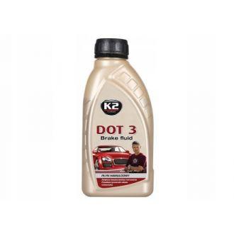 DOT 3 0,5 płyn hamulcowy DOT3 z certyfikatem - 500g