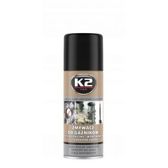 Zmywacz do gaźnika spray zmywacz o mocnym strumieniu do gaźników, przepustnic i wtryskiwaczy - 400ml