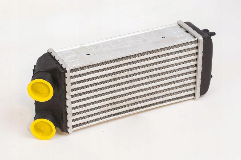 Intercooler PEUGEOT 206 1.6 HDI '05-