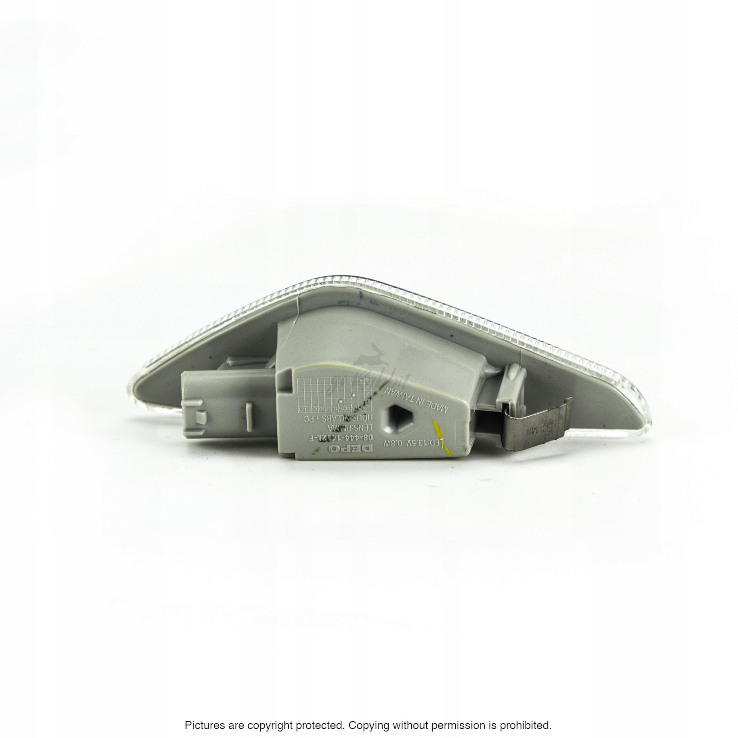 MIGACZ BOCZNY BMW X3 '10-'17 LEWY DEPO