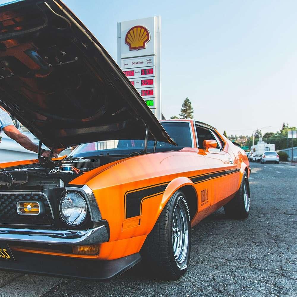Olej Shell do samochodów osobowych
