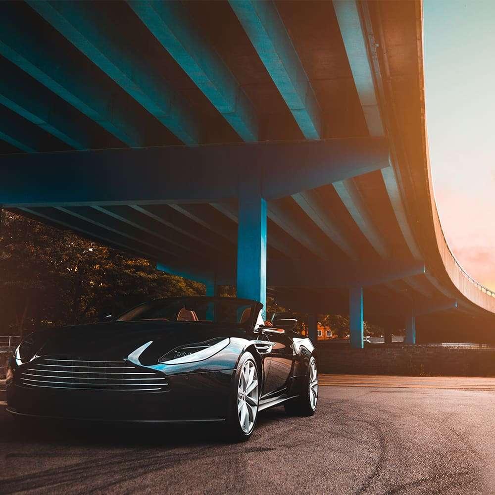 Rozwiązania rekomendowane przez Aston Martin