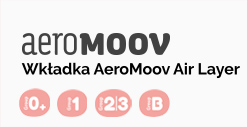 Wkładka AeroMoov Air Layer